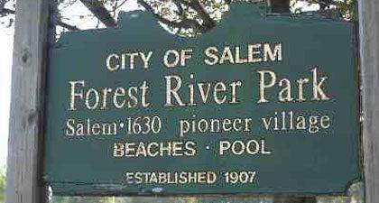 Forest River Park