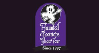 Haunted Footsteps Tour