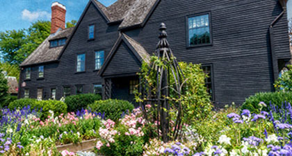 House of the Seven Gables Weddings