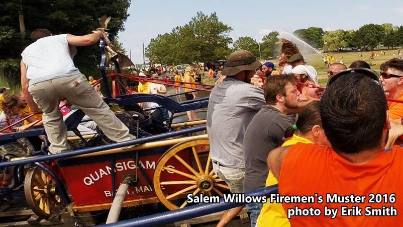 Salem Willows Wedding