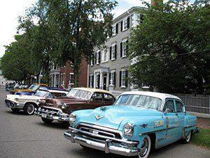 Salem, MA, Car Meet